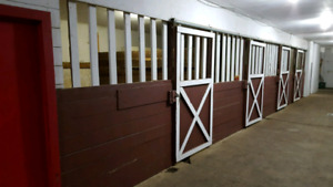 Horse boarding only minutes from Edmonton and Sherwood Park