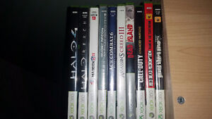 Selling stack of xbox games with dlc codes cheap!
