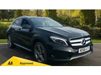 2016 Mercedes-Benz GLA-Class GLA 220d 4Matic AMG Line 5dr ( Automatic Diesel Hat