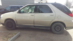 2004 buick rendeazvous