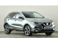 2018 Nissan Qashqai 1.5 dCi N-Connecta 5dr Hatchback diesel Manual