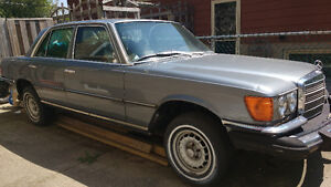 Mercedes-Benz for sale!