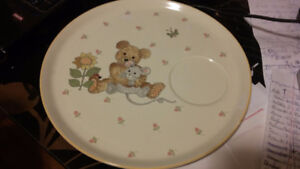 "Makasa ""TEDDY"" collectable plate"