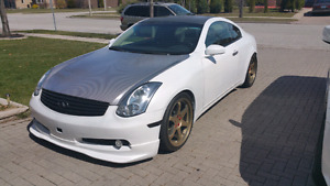 G35 coupe 6mt 2005 288k