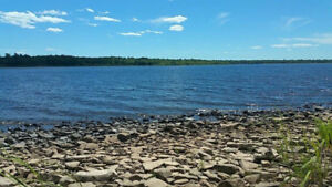WATERFRONT Lot FOR SALE BY OWNER - Grand Lake New Brunswick