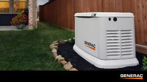 Tired of Being without Power? Need a Generator?