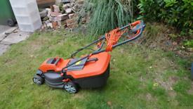 Flymo lawnmower 2018