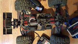 traxxas e revo 1/8 moteur brushless edition 4wd Lac-Saint-Jean Saguenay-Lac-Saint-Jean image 4
