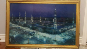 Electric portrait of Madina