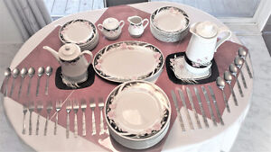 Dishes and Cutlery for sale