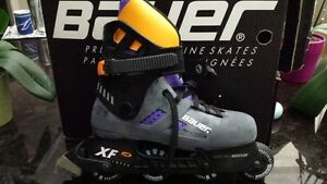 Bauer Precision In-Line Skates Mens Size 9 Like New London Ontario image 5