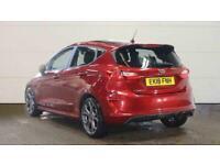 2018 Ford Fiesta 1.0 EcoBoost 125 ST-Line X 5dr Hatchback Petrol Manual