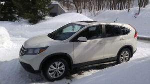 Honda CRV EX-L / 2013