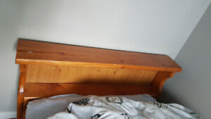 Twin Captain Bed Real Wood