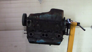 1978 Chevy 350 Engine 4 Bolt Main