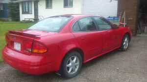 2001 Oldsmobile Alero sport Sedan runs good great gas mileage