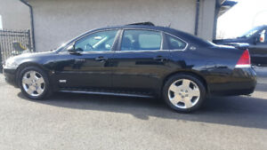 2009 Chevrolet Impala SS Limited Edition