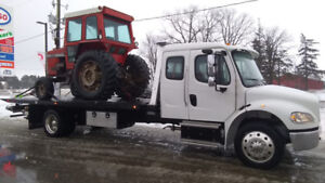 Cheap GTA Flatbed Towing- Call/Text 647-795-3066