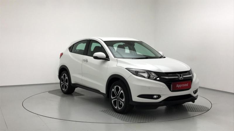 2017 Honda Hr V 1 5 I Vtec Se S Petrol White Automatic