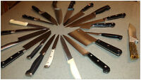 Professional Knife and Blade Sharpening Service