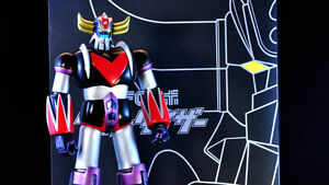 Grendizer limited Edition UFO collection