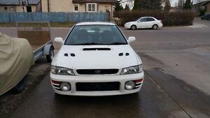 1996 Subaru WRX Sedan