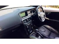2016 Volvo V40 D4 (190) R DESIGN Pro 5dr with Manual Diesel Hatchback