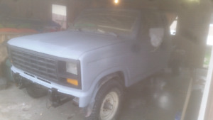 1981 ford f250 4x4