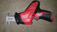 Milwaukee 12 Volt Hackzall Recipricating Saw (Bare Tool) 2420-20