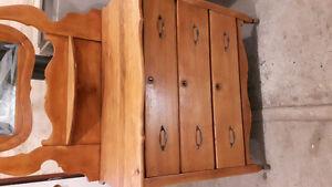 Antique Knechtel furniture company dresser for sale