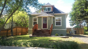 Totally renovated residential 4 bed, 2 bath, single family home
