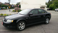 2004 Audi A4 1.8 T 222,000km Automatic LOADED Certified! Kitchener / Waterloo Kitchener Area Preview