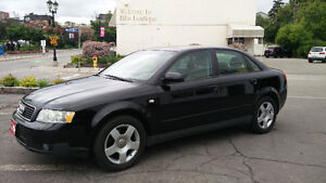 2004 Audi A4 1.8 T 222,000km Automatic LOADED Certified!