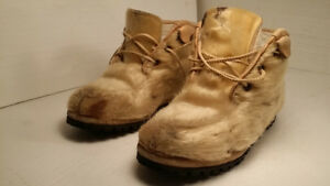 ECCO - bottes hiver - femme taille 6  ( FOURRURE PHOQUE)