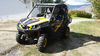 2012 Can-Am Commander X 1000