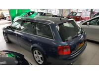 2002 Audi A6 Avant 2.5TDI 180 auto MY quattro SE FULL LEATHER SEATS MOT 09/2018