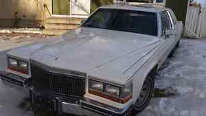 REDUCED 1980 Cadillac Brougham Fleetwood coupe