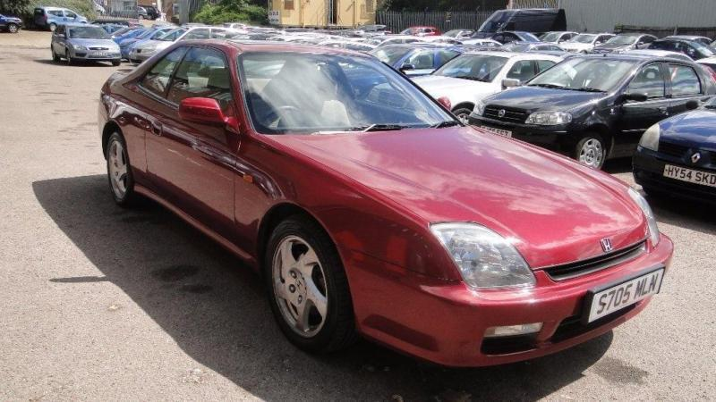 1998 Honda Prelude 2.2 VTI Motegi 2dr (sun roof, a/c)