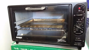 Used small Kenmore toaster oven