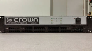 Crown Com-Tech 410 DJ Power Amp
