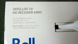 Bell Satellite HD Receiver