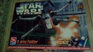 Vintage Star Wars X-Wing Fighter