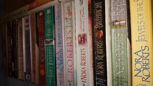 Nora Roberts 16 Novels    in Salmon Arm
