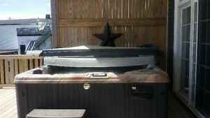 One and a half year old HOT TUB for Sale - GREAT DEAL!