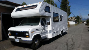 1990 Ford Econoline 350 24 ft motorhome