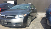 2010 HONDA CIVIC DX-G W/ ONLY 105541KMS NEED GONE ASAP!!!