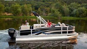 2017 Palm-beach-pontoons CASTMASTER 180
