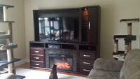 Entertainment unit for sale $700