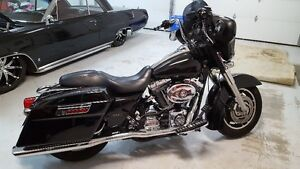 2006 Street Glide W/ JIMS 120 Race Engine