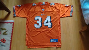 Ricky Williams Miami Dolphins Jersey
